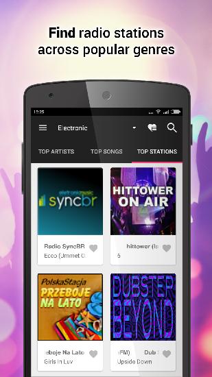 PlayTimeRadio - Radio Genres